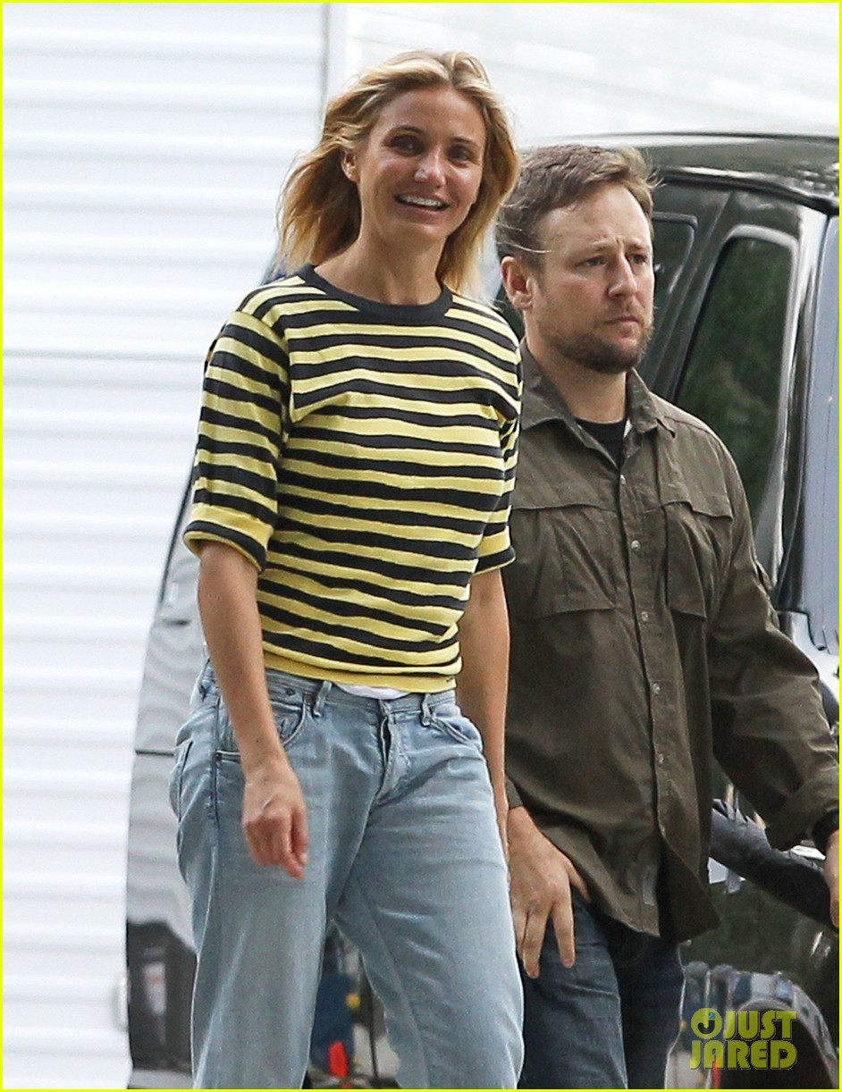 cameron diaz films sex tape alongside jason segel 092951345