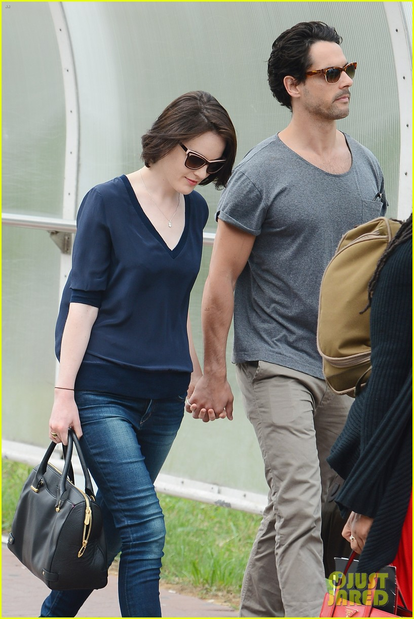 michelle dockery and john