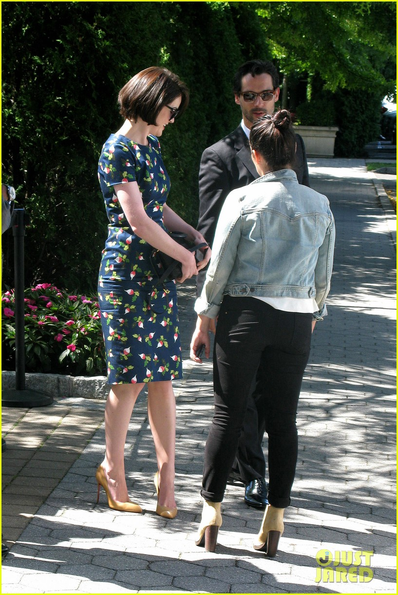michelle dockery boyfriend john dineen watch us open 042945818