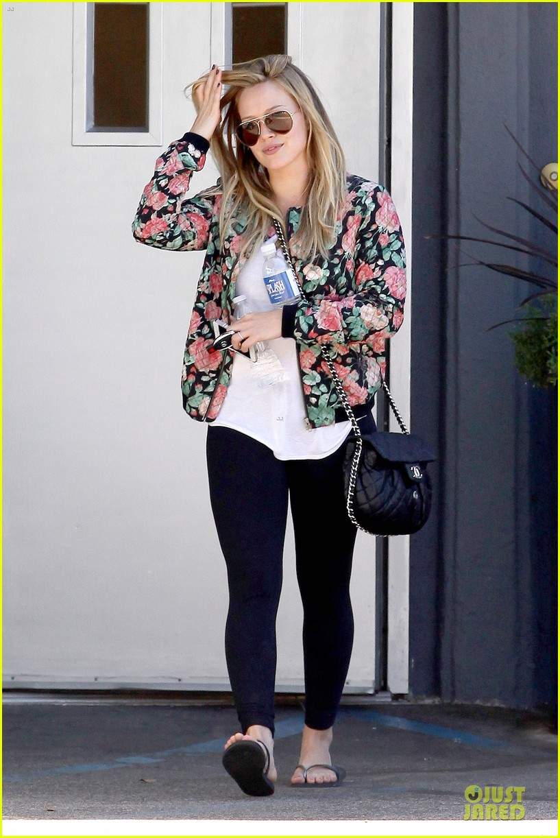 hilary duff lets stomp out bullying together 112961311