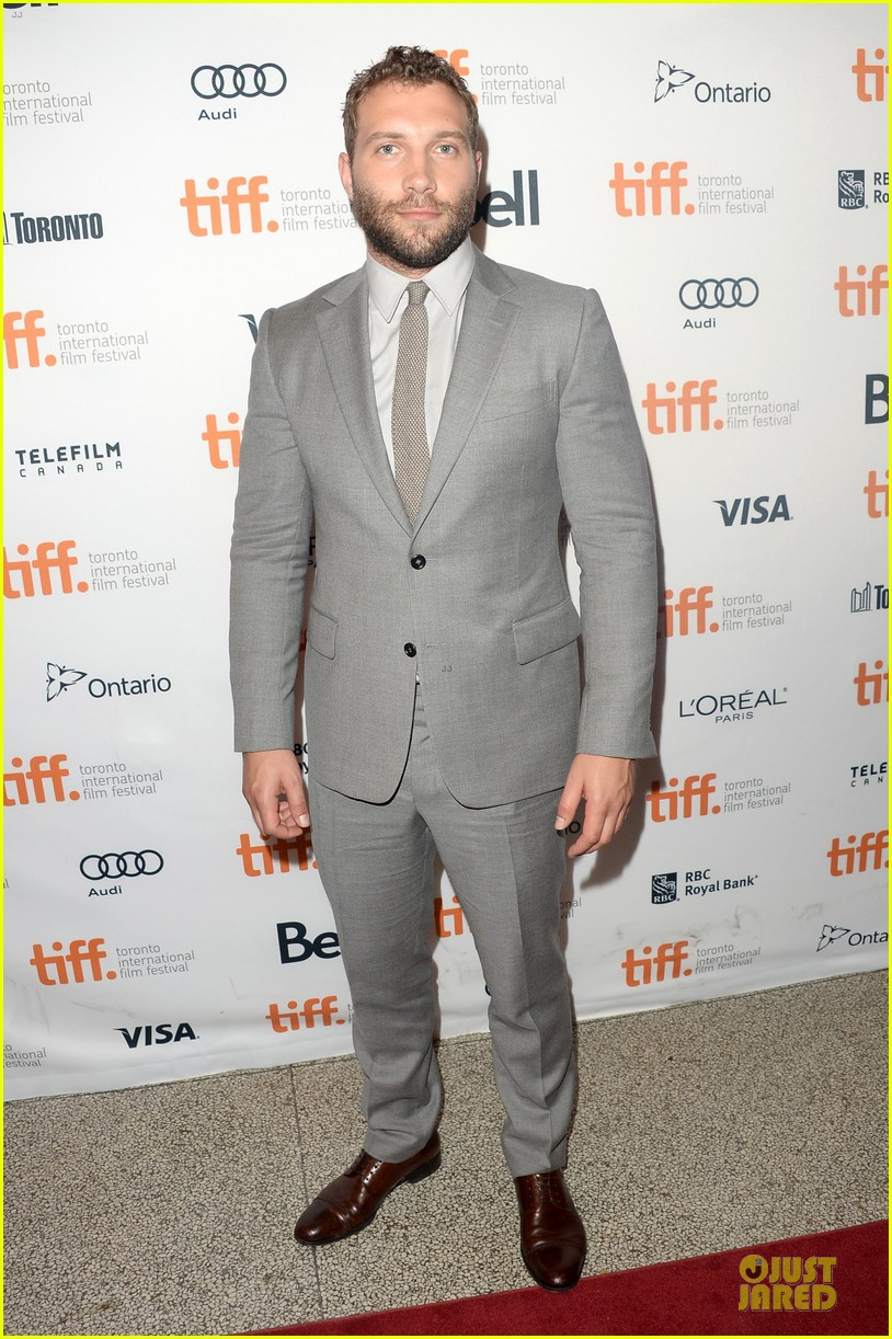 joel edgerton jai courtney felony tiff premiere portraits 192949772