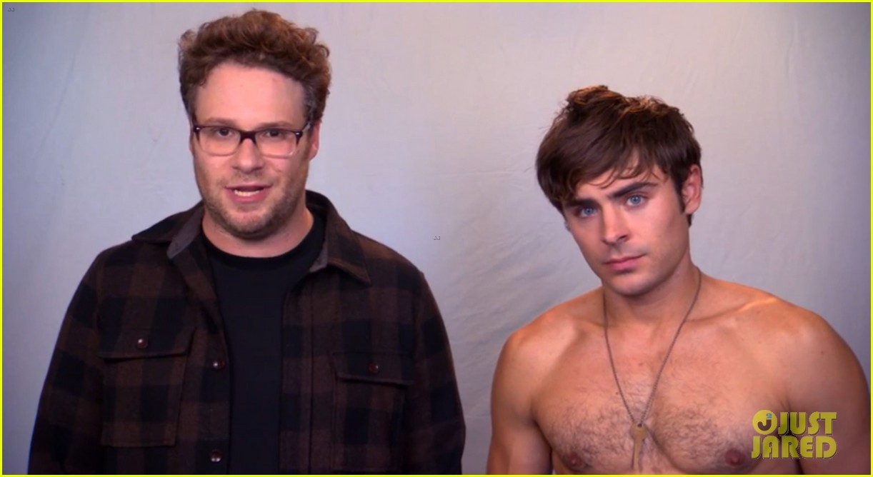 zac efron goes shirtless in neighbors tv spot watch now 052942726