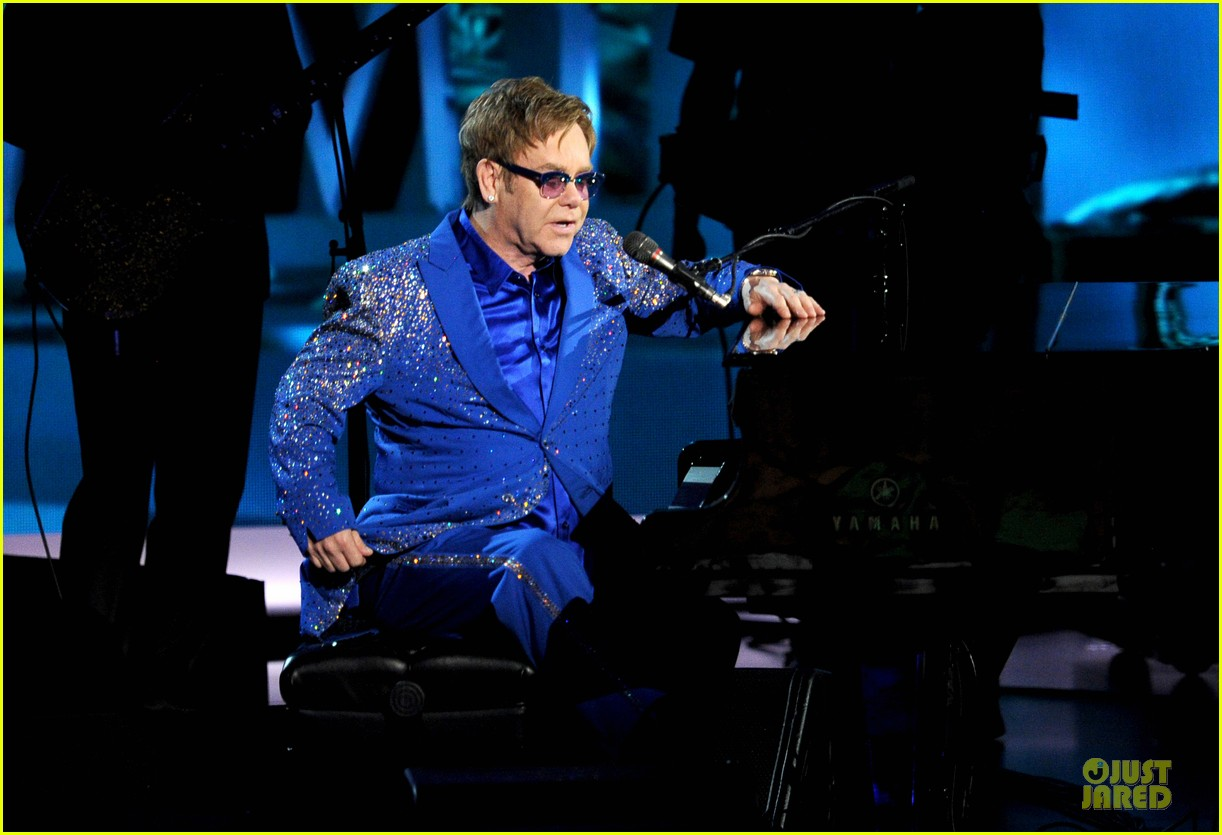 elton john emmys 2013 performance watch now 062958332