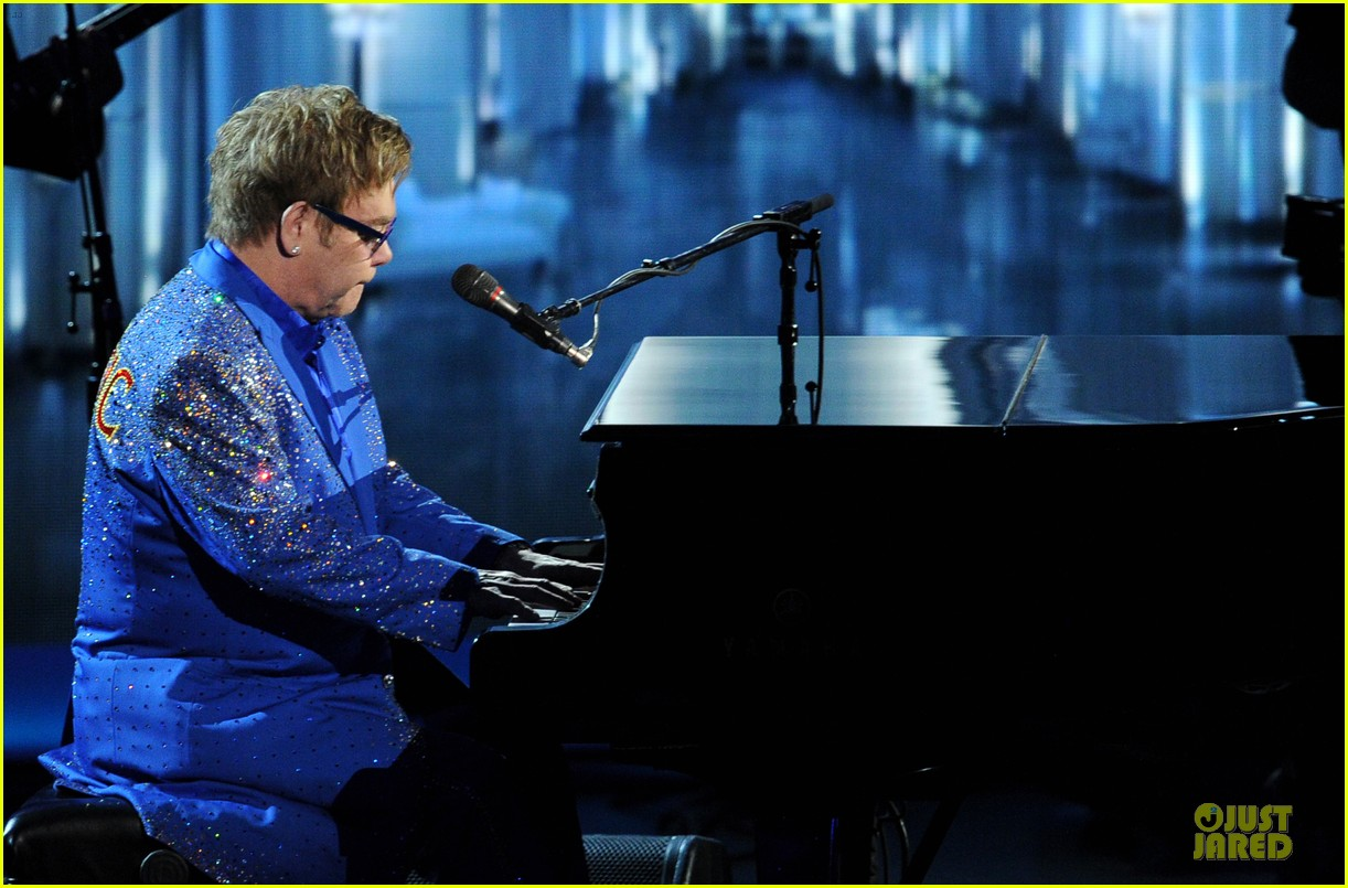elton john emmys 2013 performance watch now 112958337