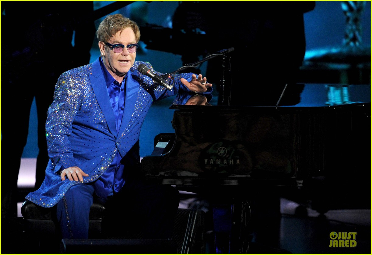 elton john emmys 2013 performance watch now 122958338