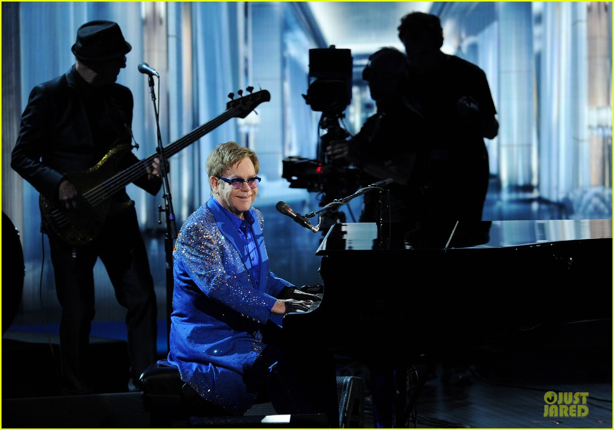 elton john emmys 2013 performance watch now 15