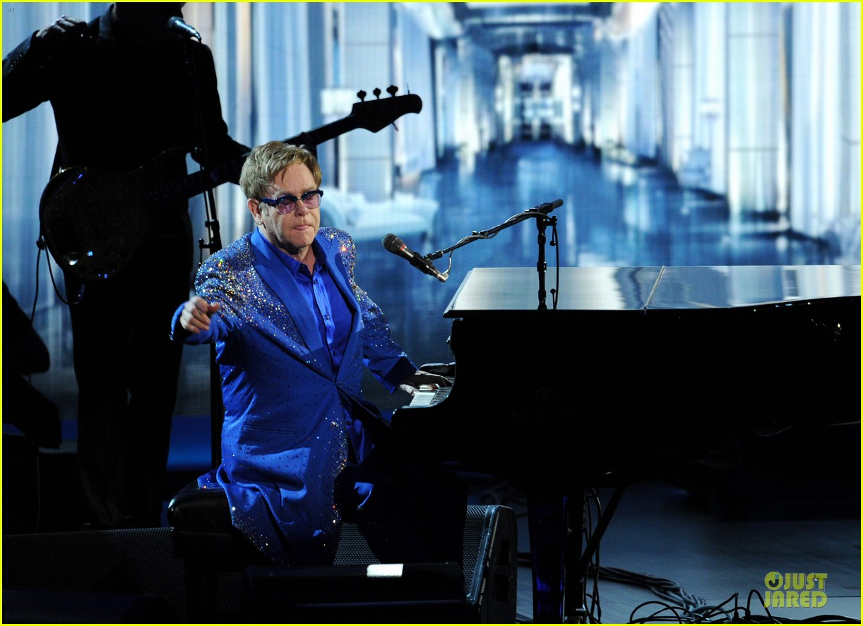 elton john emmys 2013 performance watch now 162958342