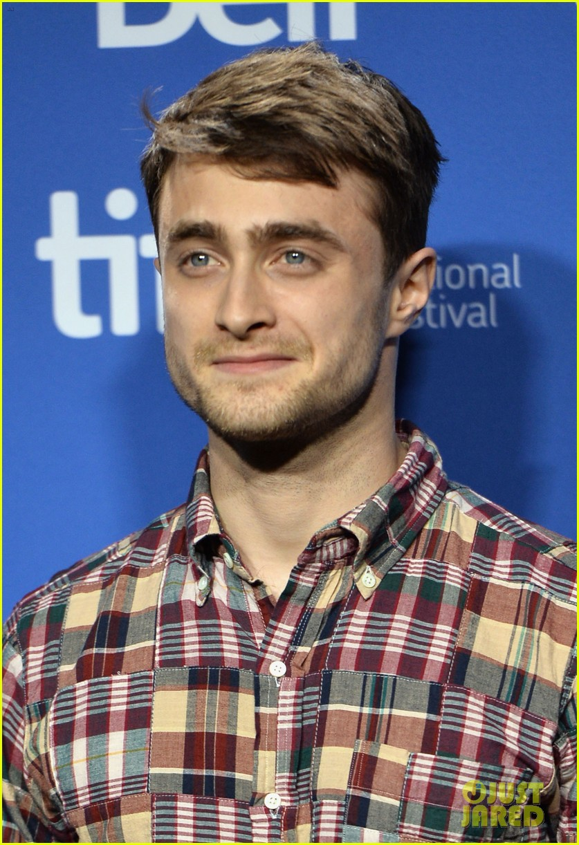 daniel radcliffe zoe kazan the f word portraits panel tiff 122947196