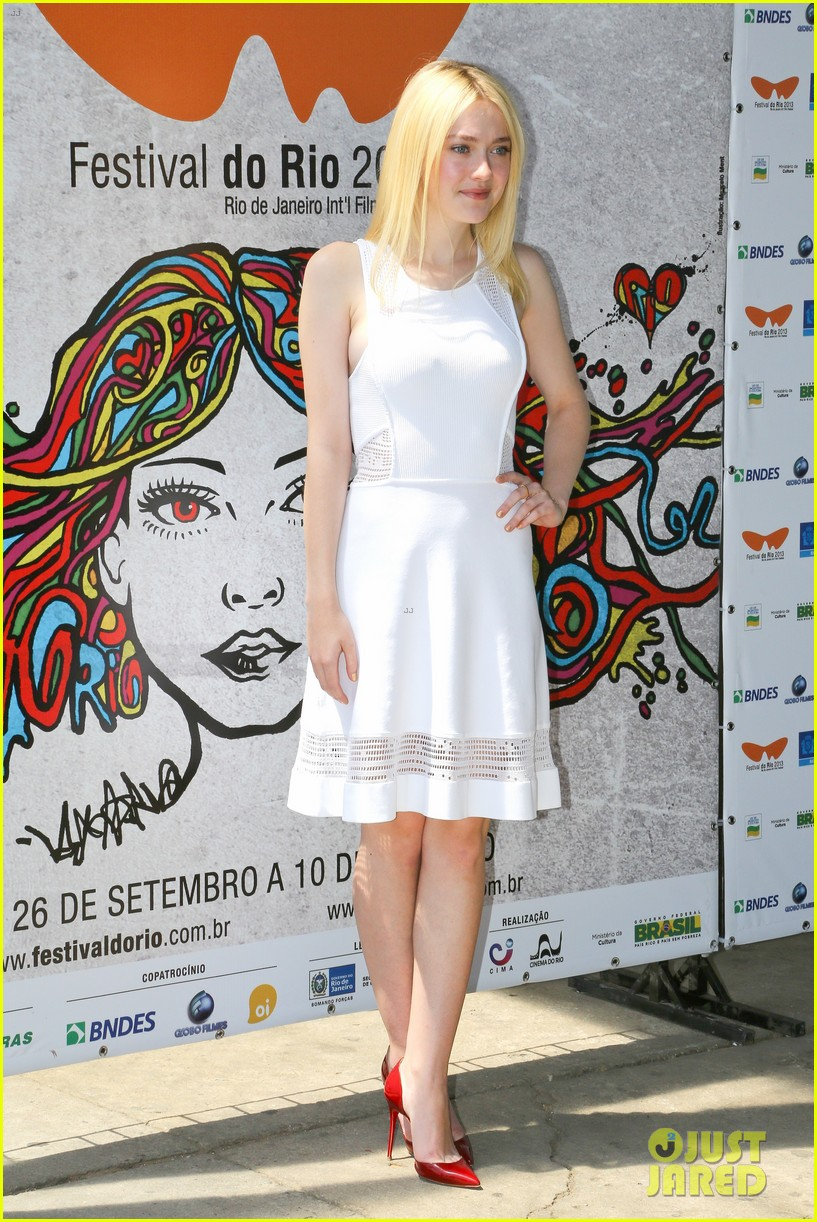 dakota fanning rio film festival after franny casting news 142961676