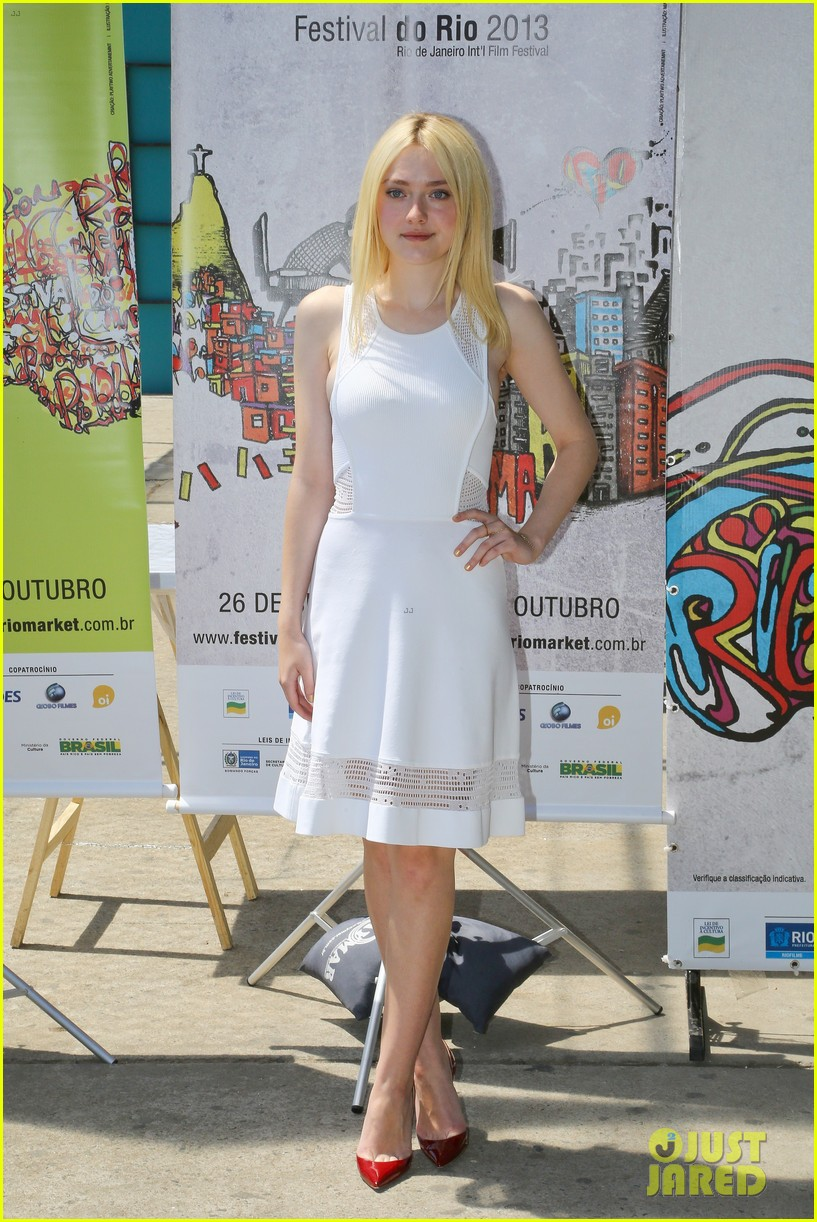 dakota fanning rio film festival after franny casting news 152961677