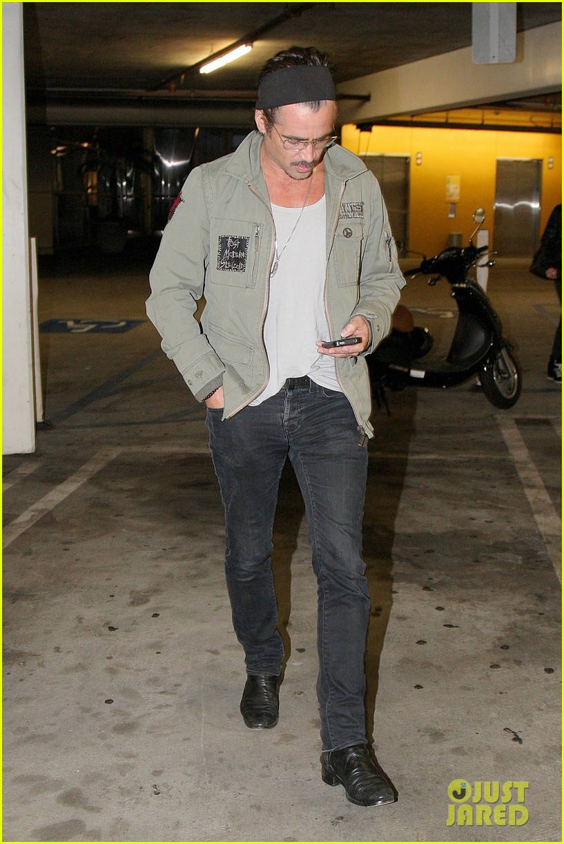 colin farrell offered lead role in warcraft video game movie 052960456