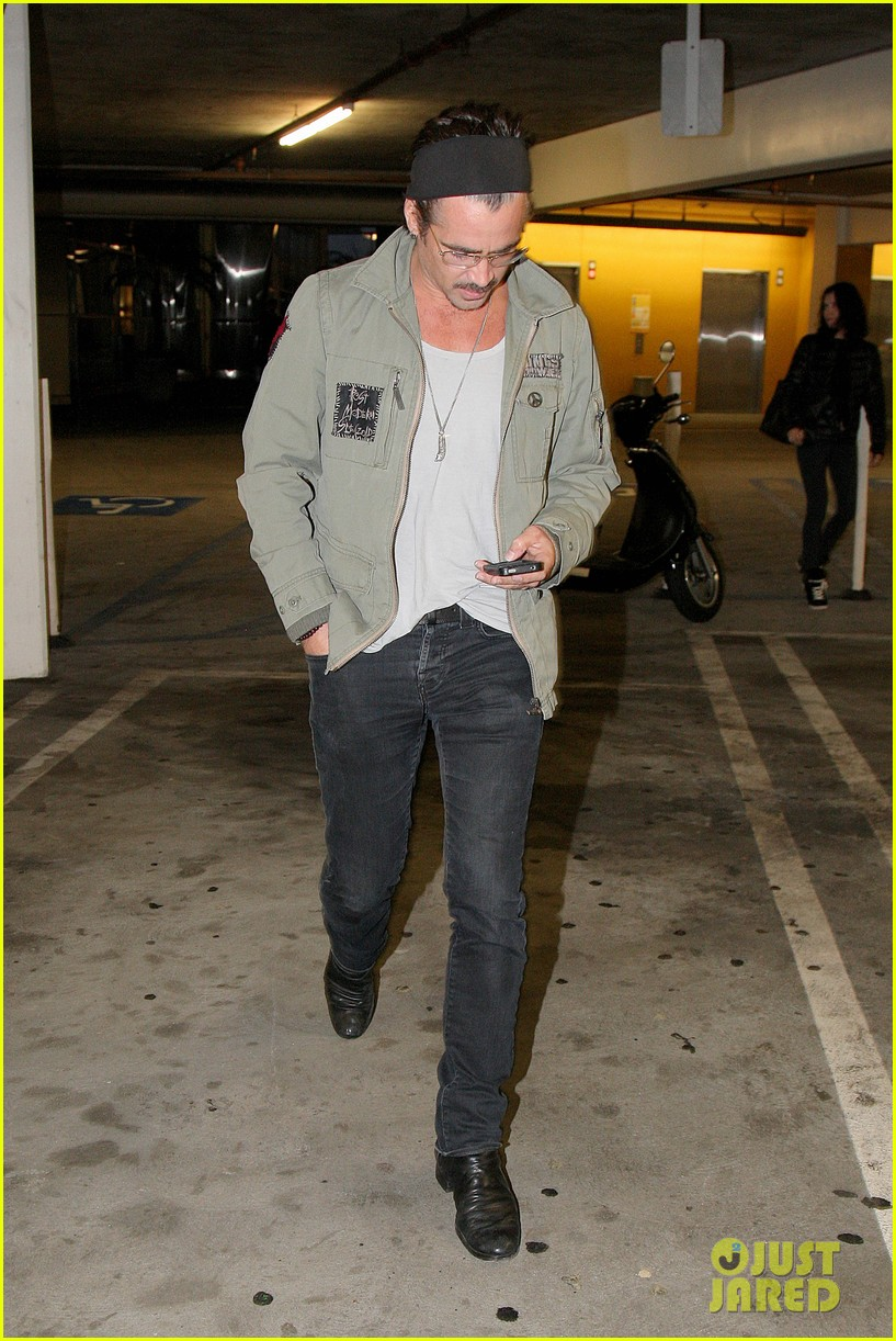 colin farrell offered lead role in warcraft video game movie 062960457