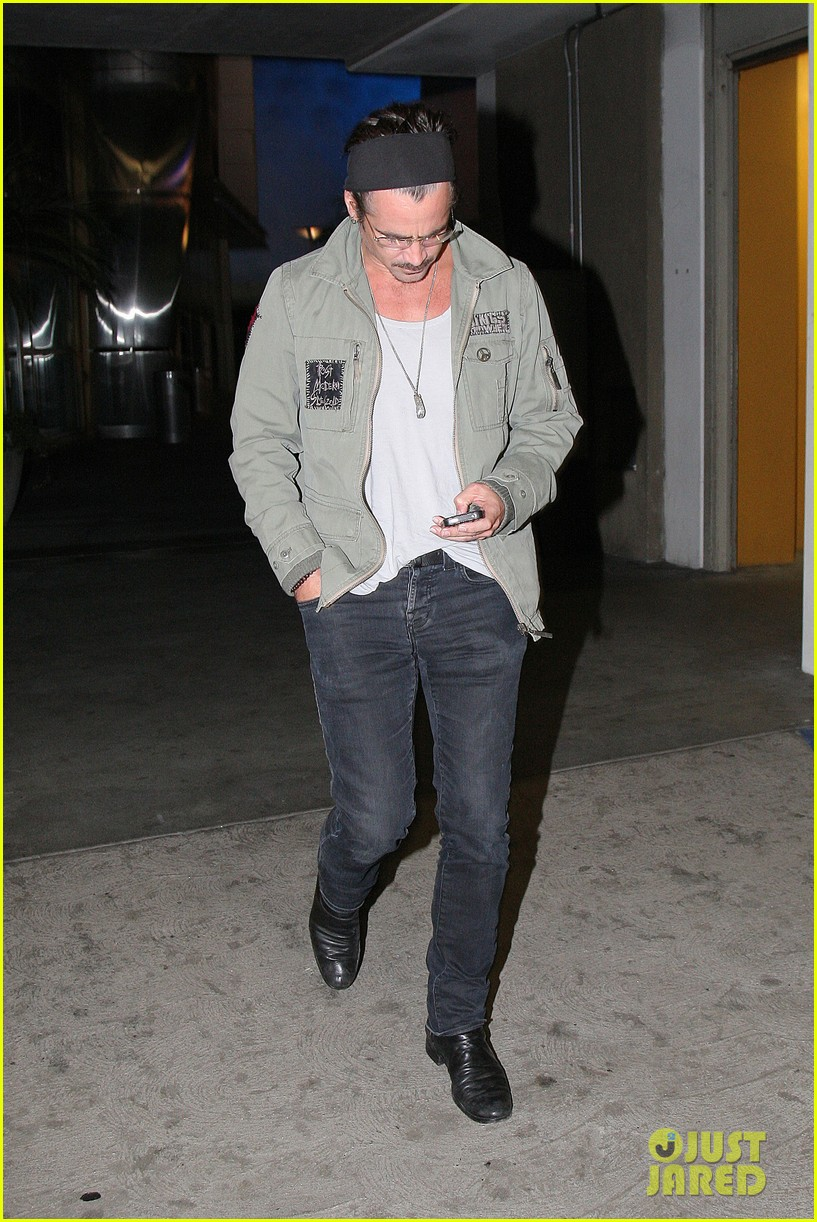 colin farrell offered lead role in warcraft video game movie 092960460