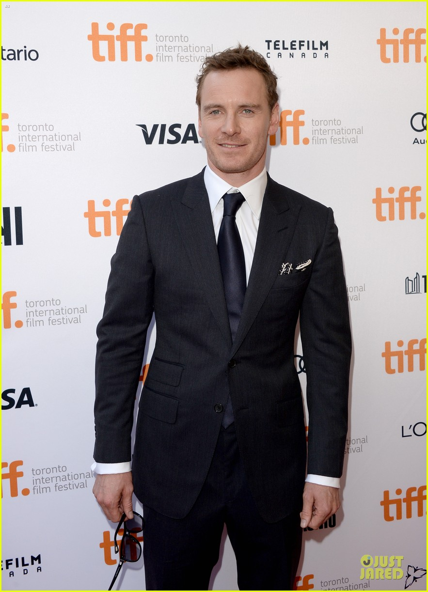 michael fassbender chiwetel ejiofor 12 years a slave premiere at tiff 092945475