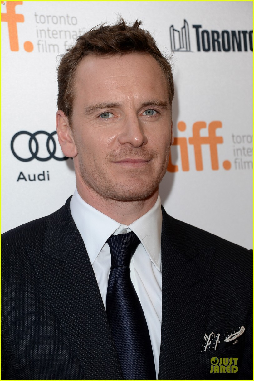 michael fassbender chiwetel ejiofor 12 years a slave premiere at tiff 112945477