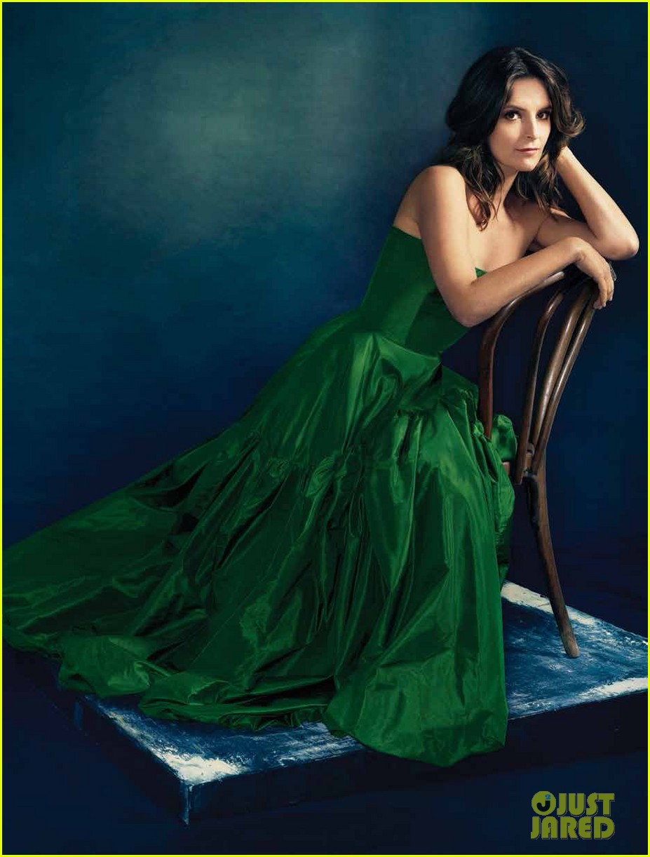 tina fey covers the hollywood reporter emmy icons issue 042954932