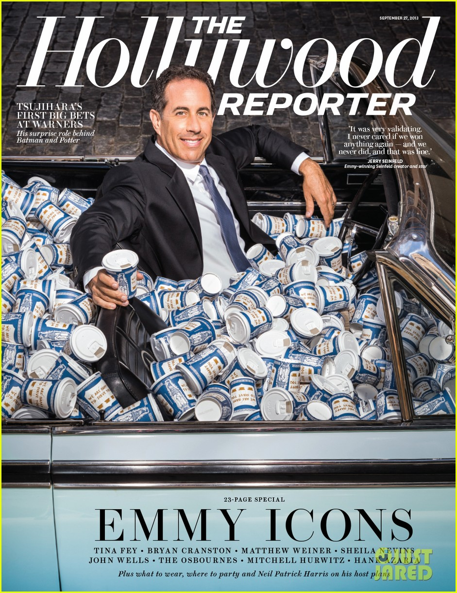 tina fey covers the hollywood reporter emmy icons issue 052954933