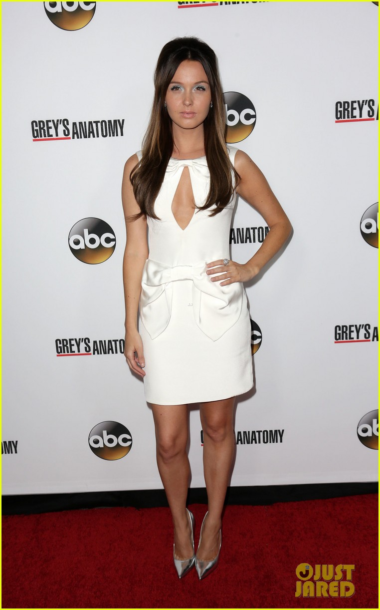 scott foley camilla luddington greys anatomy 200th party 082962345