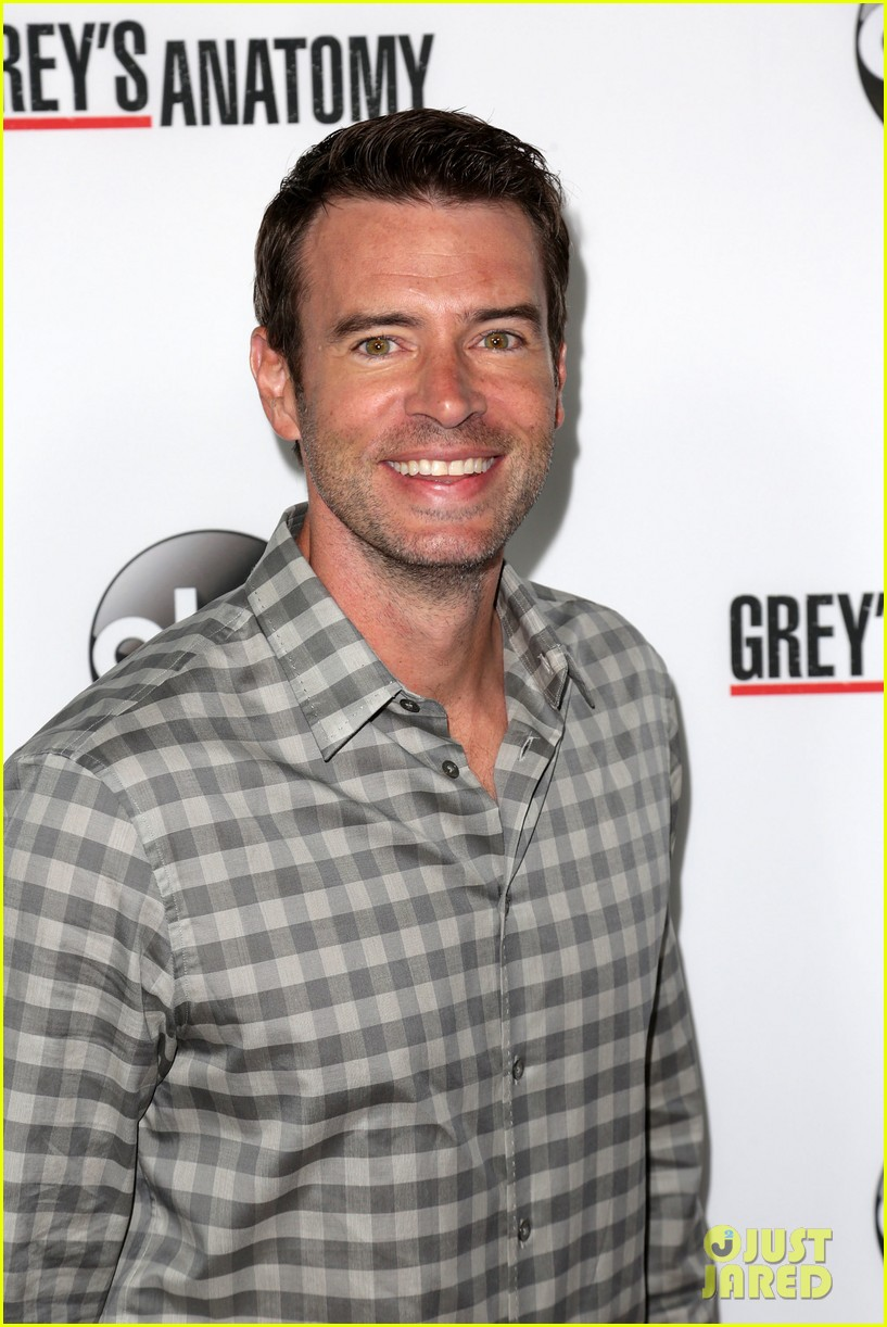 scott foley camilla luddington greys anatomy 200th party 142962351