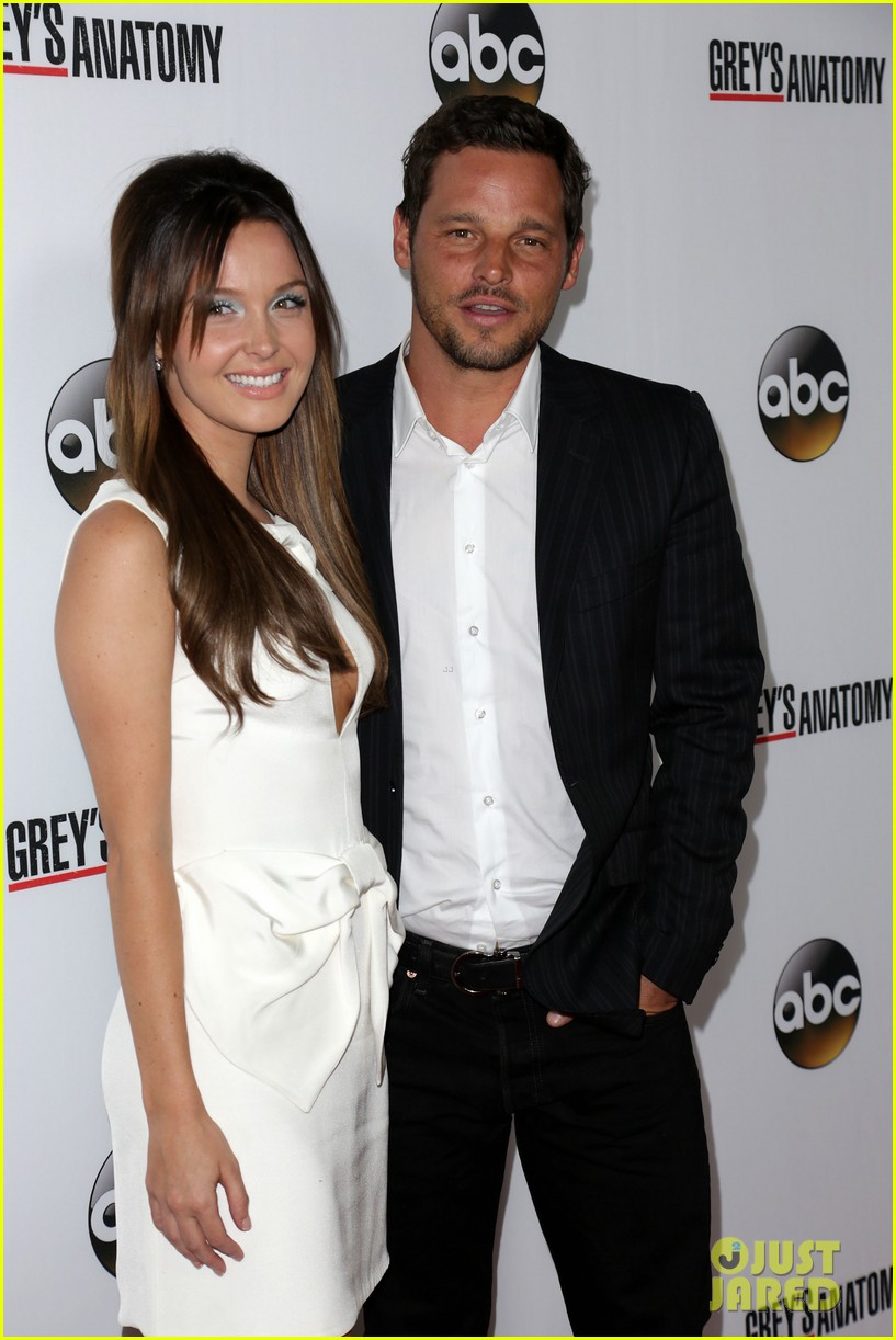 scott foley camilla luddington greys anatomy 200th party 192962356