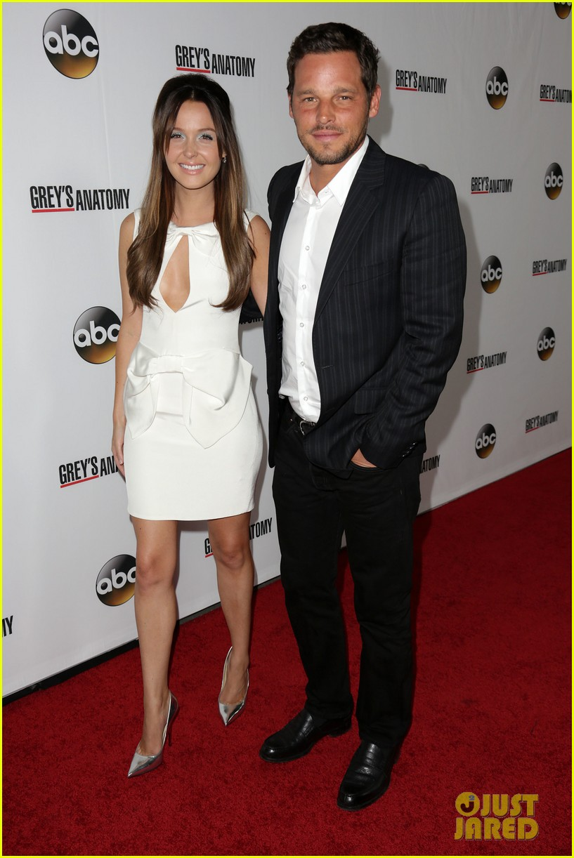 scott foley camilla luddington greys anatomy 200th party 212962358