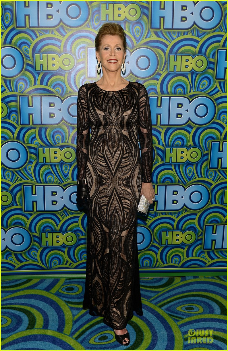 jane fonda marcia gay harden hbo emmys after party 2013 062958739