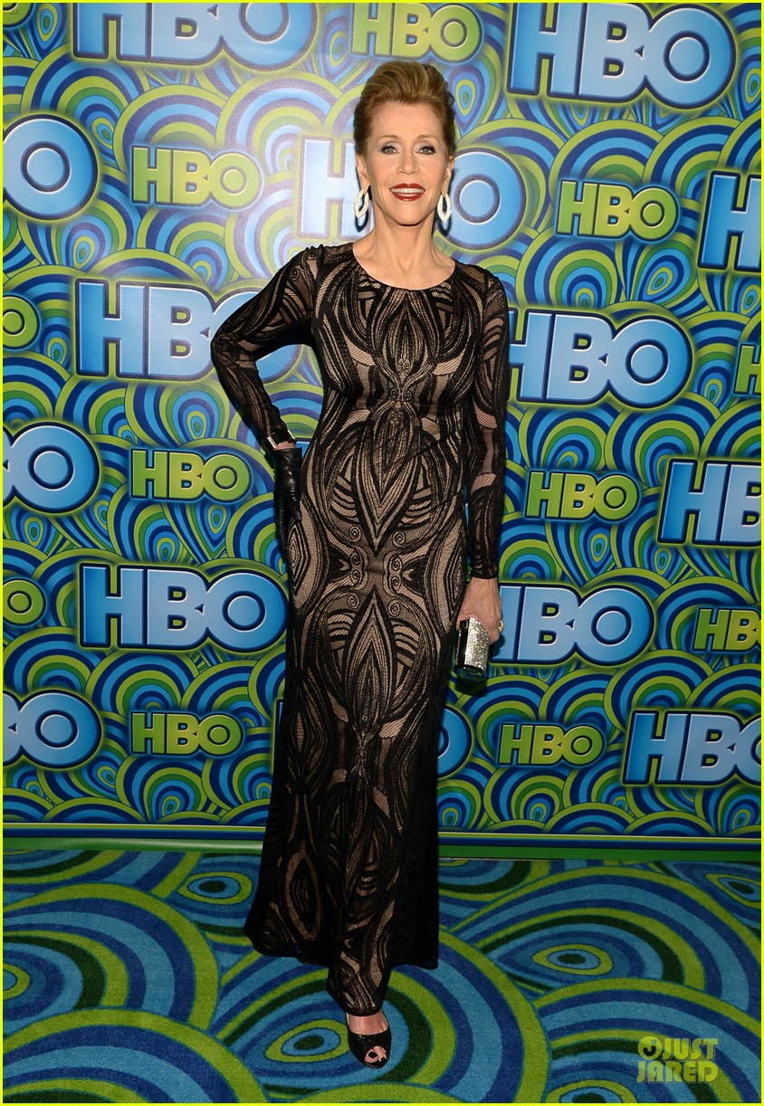 jane fonda marcia gay harden hbo emmys after party 2013 132958746