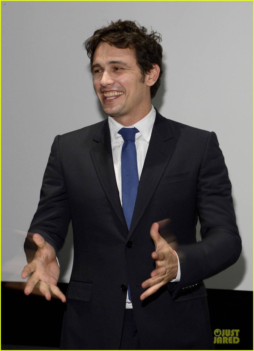 james franco the director screening at toronto film festival 08