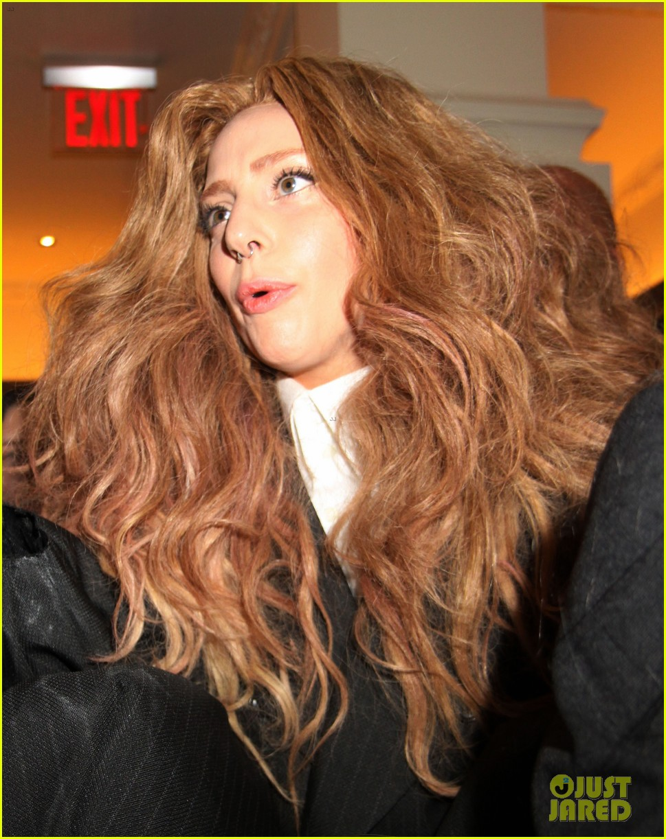 lady gaga jessica biel fashion media awards 2013 182945728