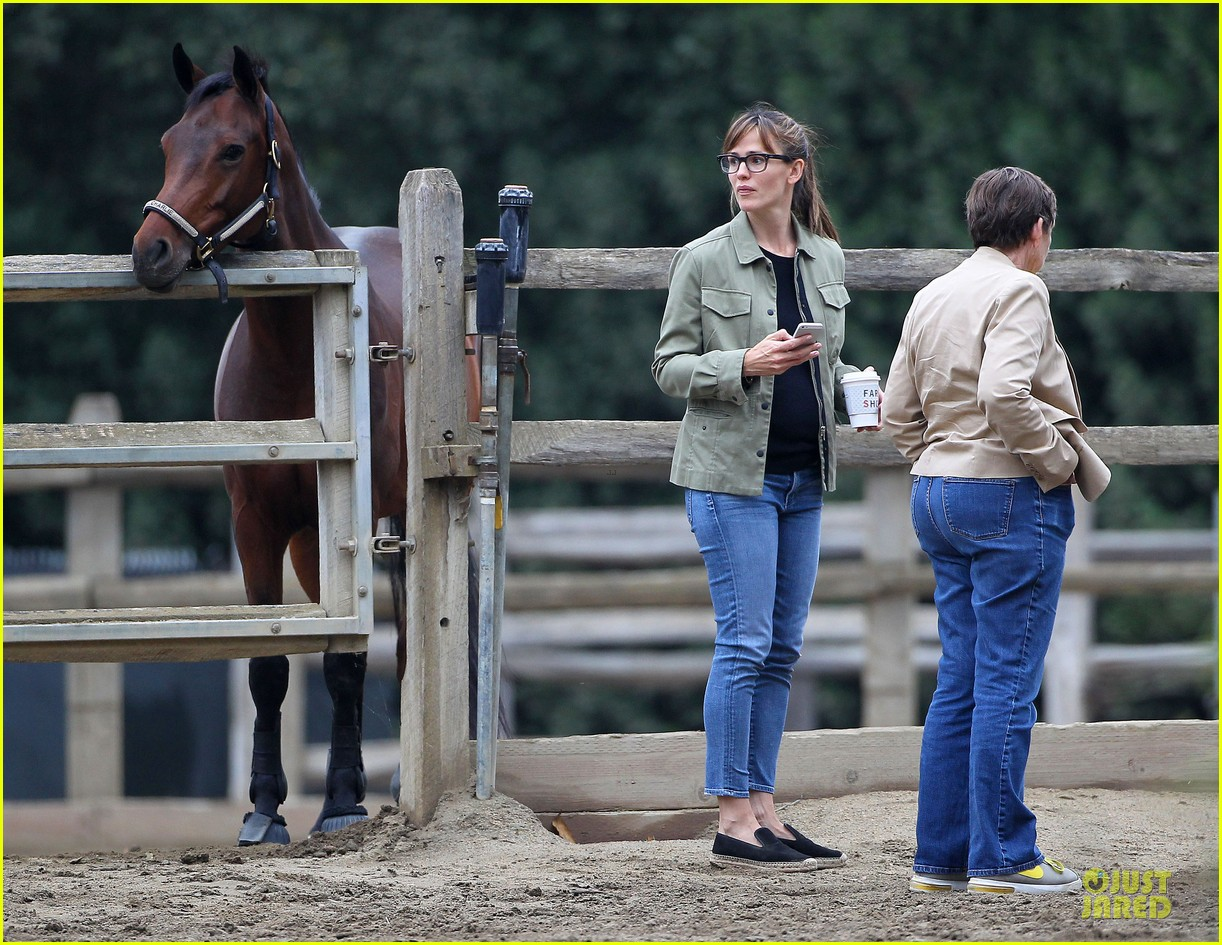 jennifer garner fox developing the whole shebang 112956344