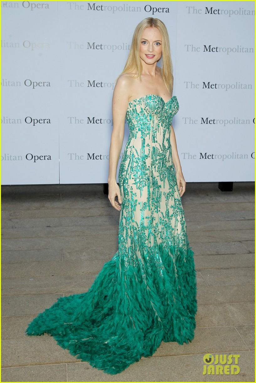 heather graham dan stevens metropolitan opera opening 012959029