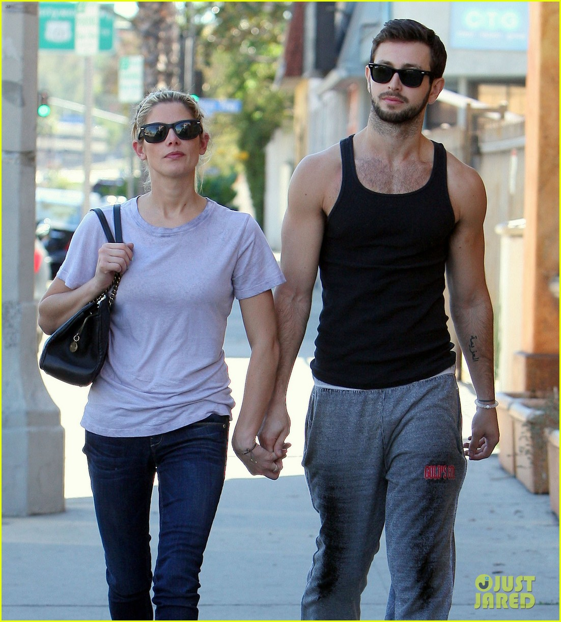 ashley greene holds hands with mystery man 022963070