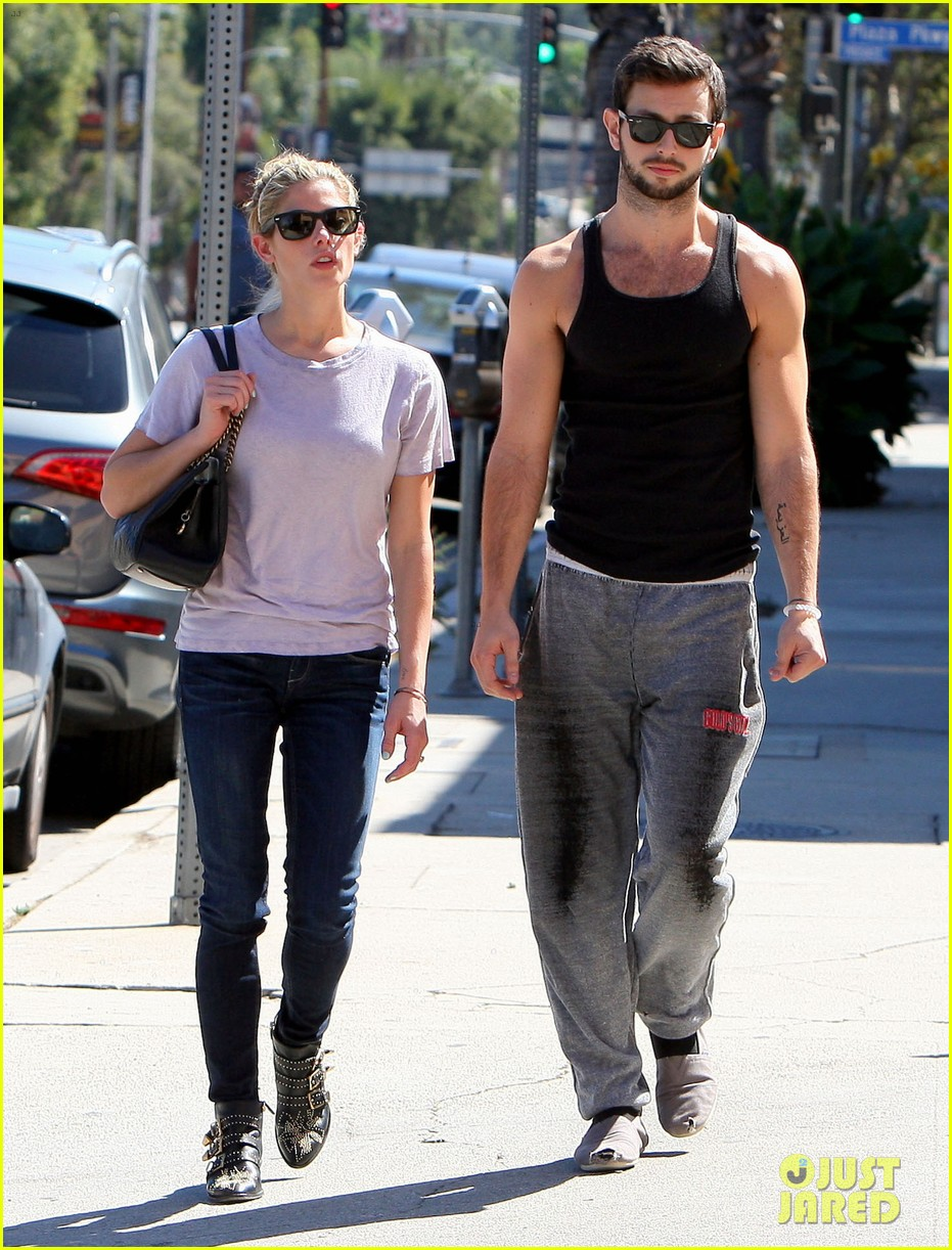 ashley greene holds hands with mystery man 182963086