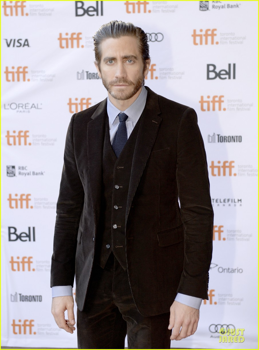 jake gyllenhaal enemy premiere at toronto film festival 022947411