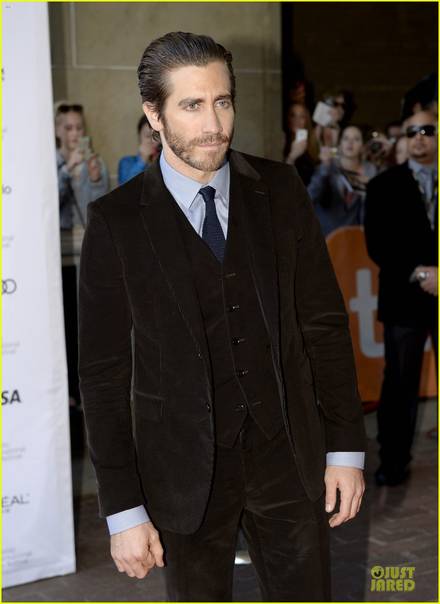 jake gyllenhaal enemy premiere at toronto film festival 072947416
