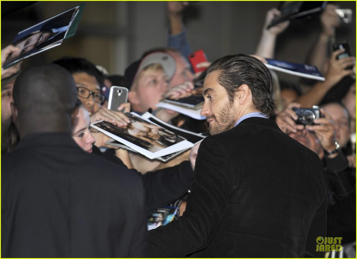 jake gyllenhaal enemy premiere at toronto film festival 112947420