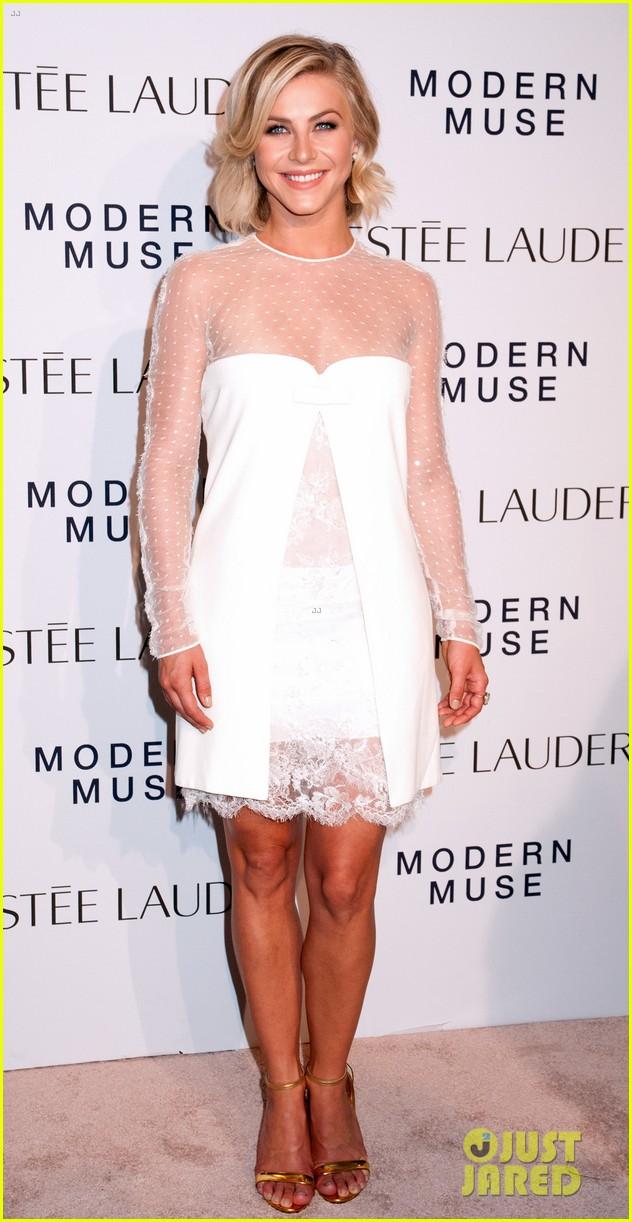maggie gyllenhaal michelle dockery estee lauder launch 12