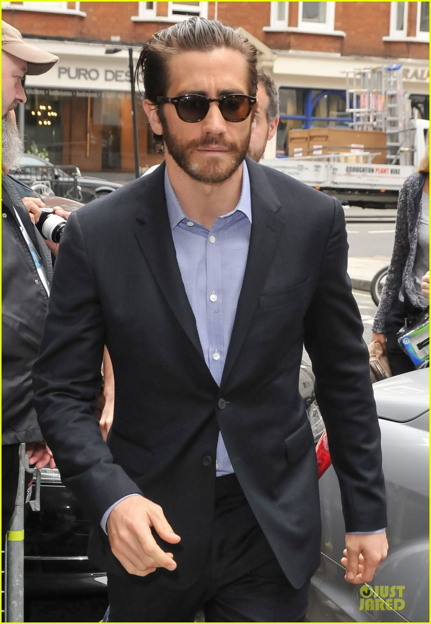 jake gyllenhaal suggested tattoos for prisoners character 072958700