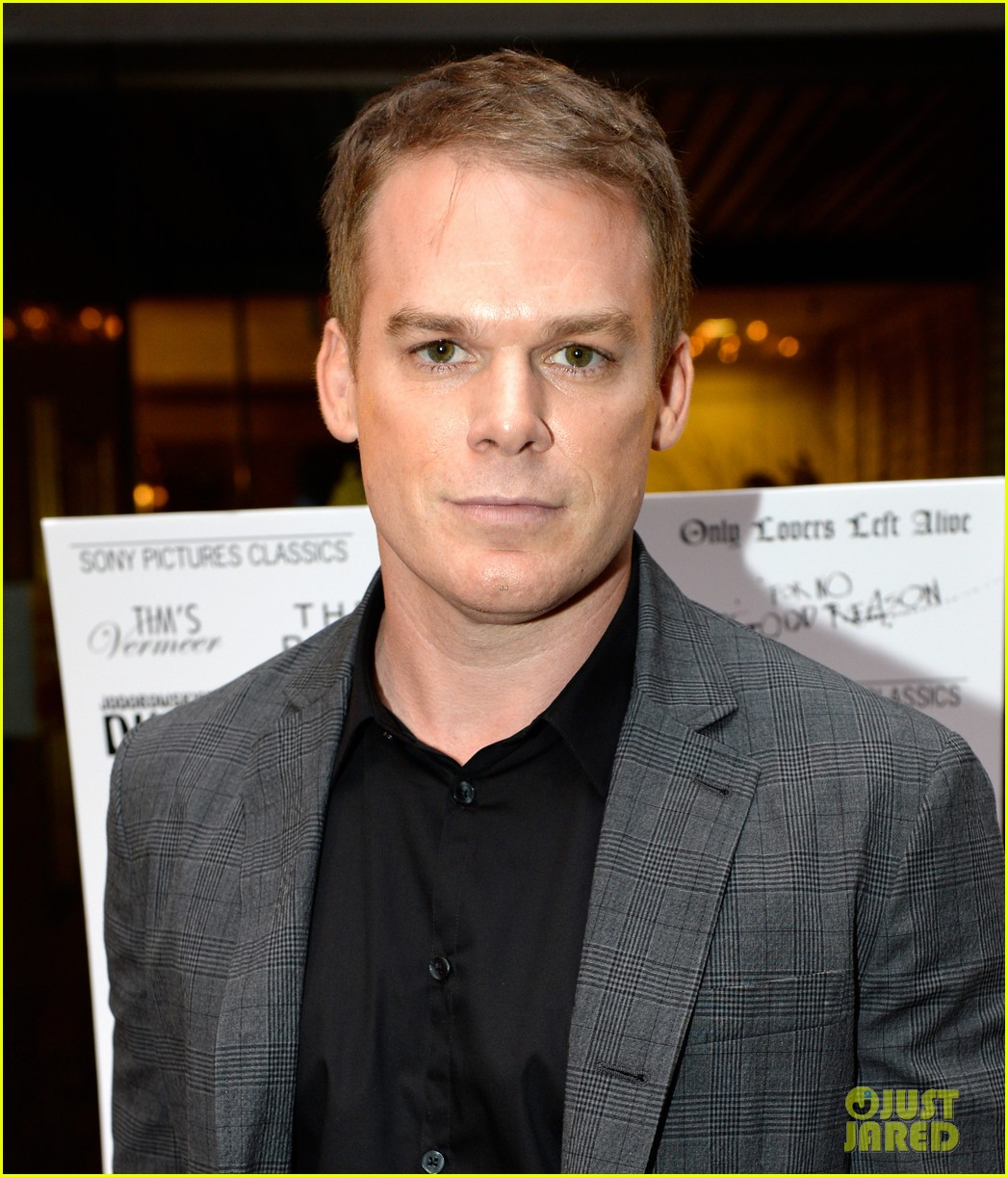 michael c hall felicity jones sony pictures classics dinner 012946375