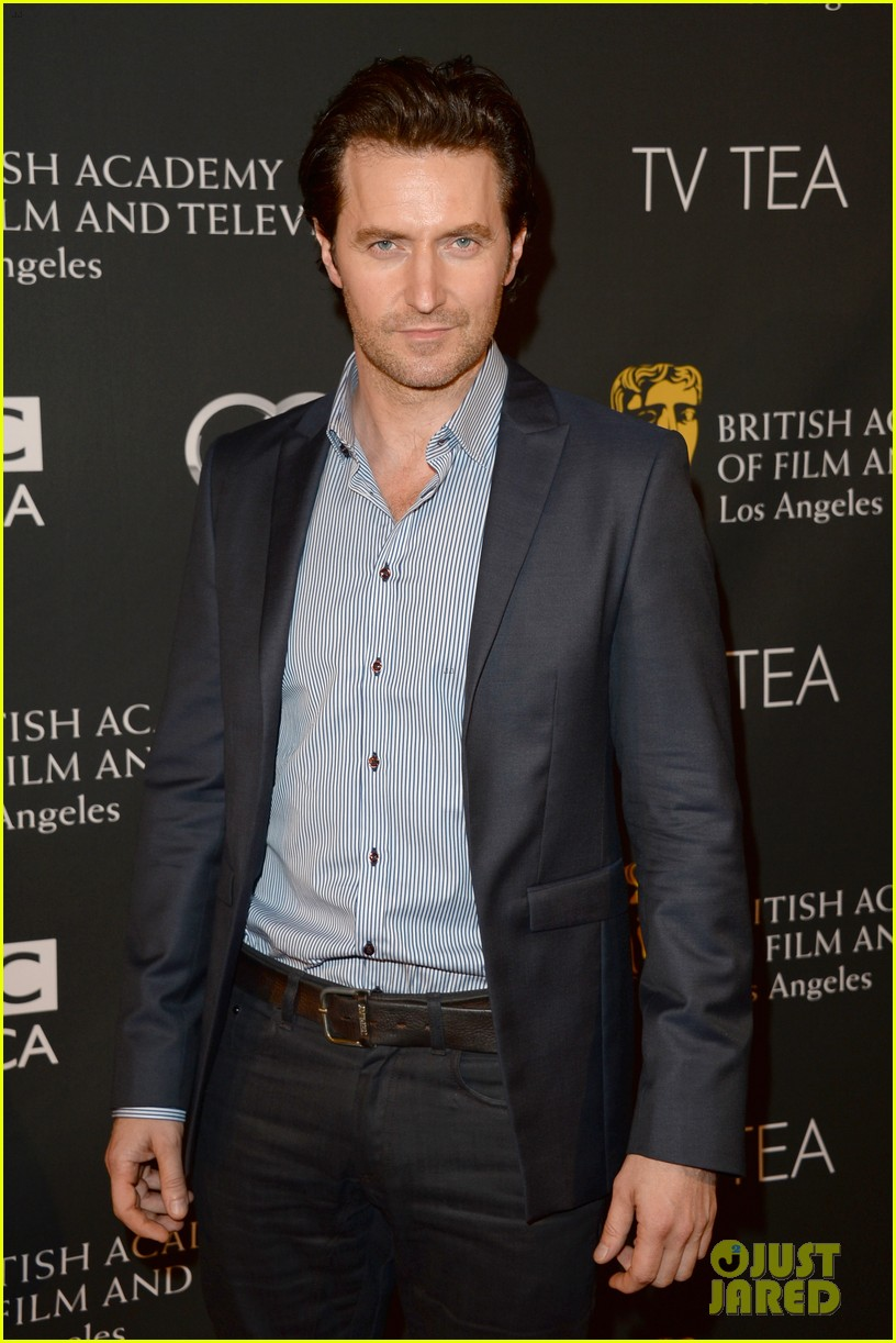 kit harington richard armitage bafta la tv tea party 2013 292957107