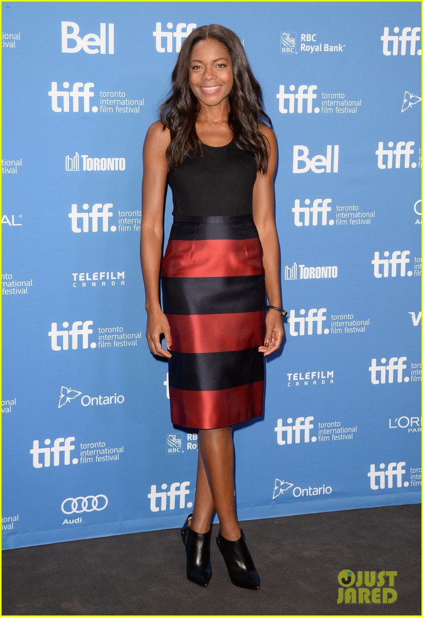 naomie harris idris elba mandela tiff press conference 012946984