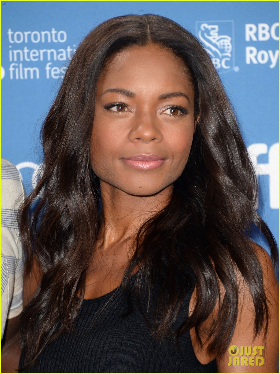 naomie harris idris elba mandela tiff press conference 132946996