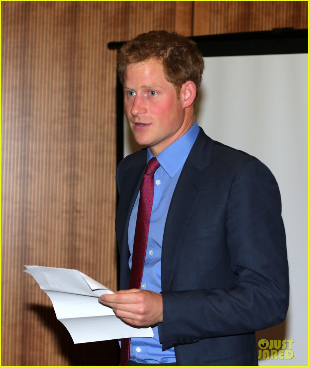 prince harry mapaction reception for charity 01