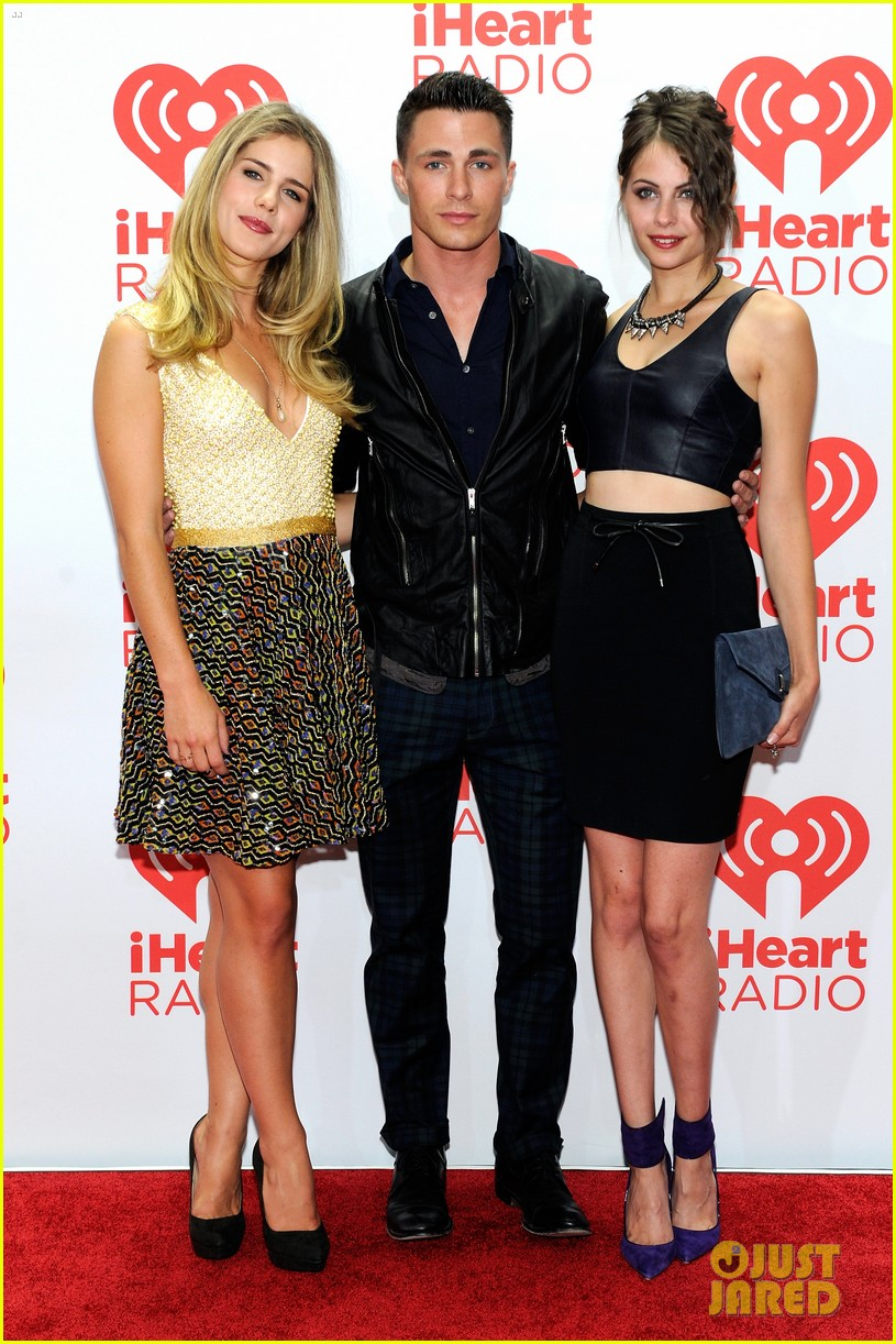 colton haynes shay mitchell lucy hale iheartradio guests 012957250