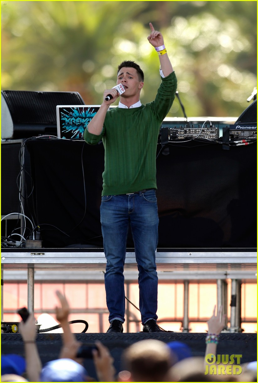 colton haynes shay mitchell lucy hale iheartradio guests 062957255