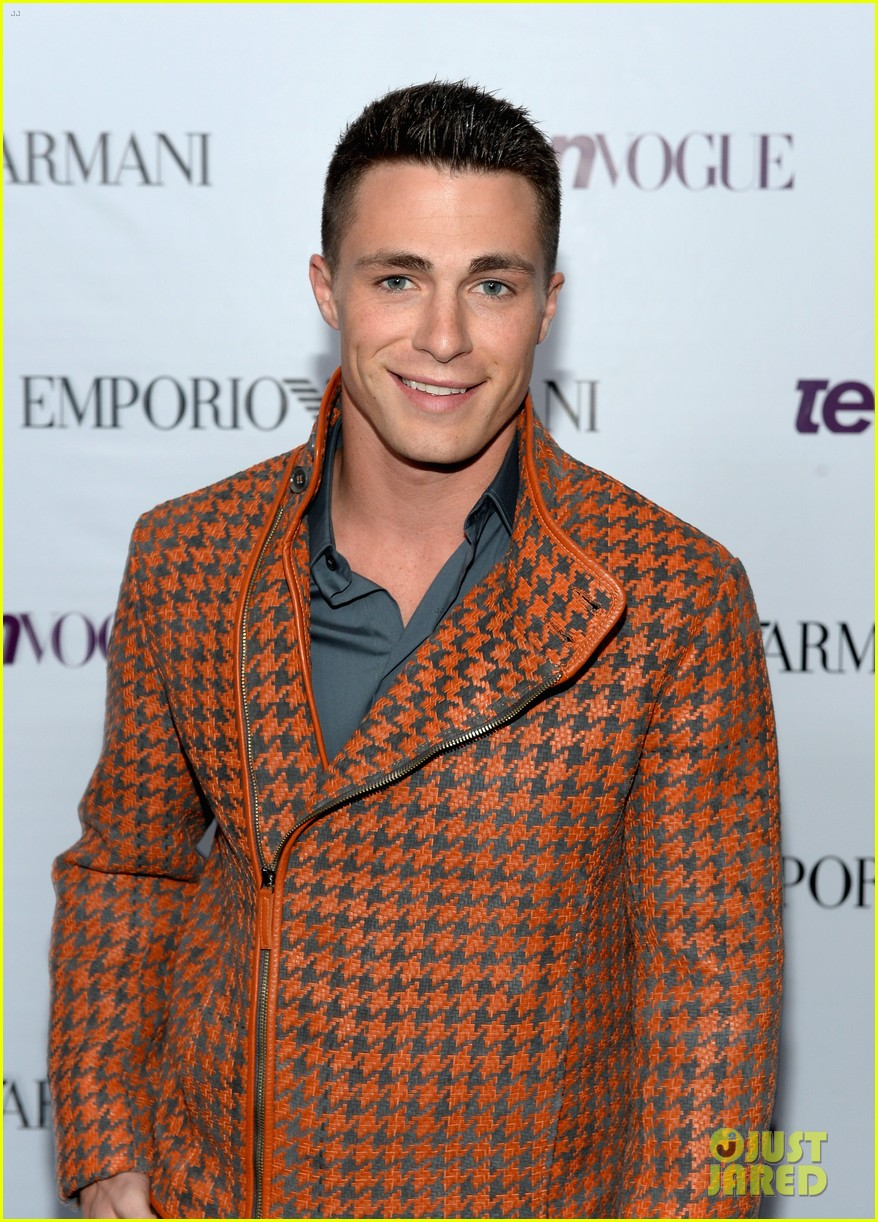 colton haynes holland roden young hollywood party 2013 022961574