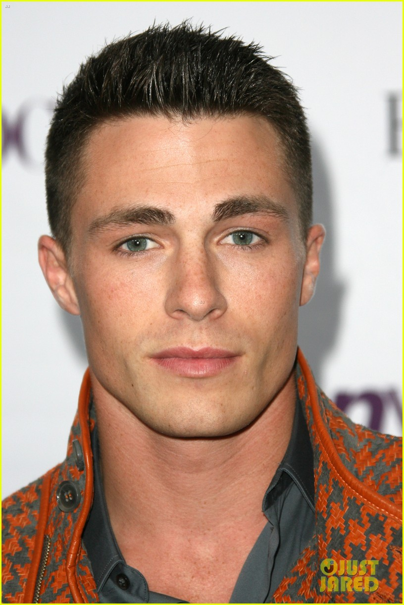 colton haynes holland roden young hollywood party 2013 20
