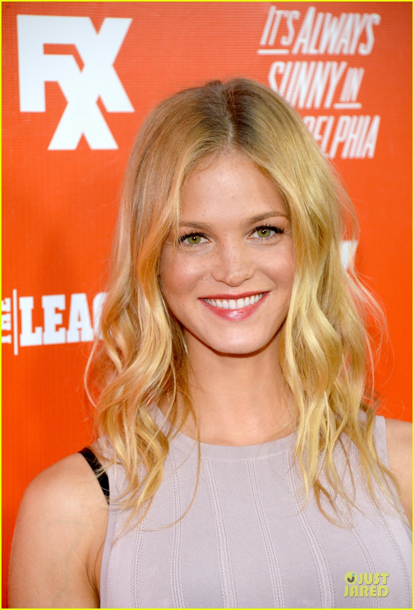erin heatherton the league season 5 hollywood premiere 132943261