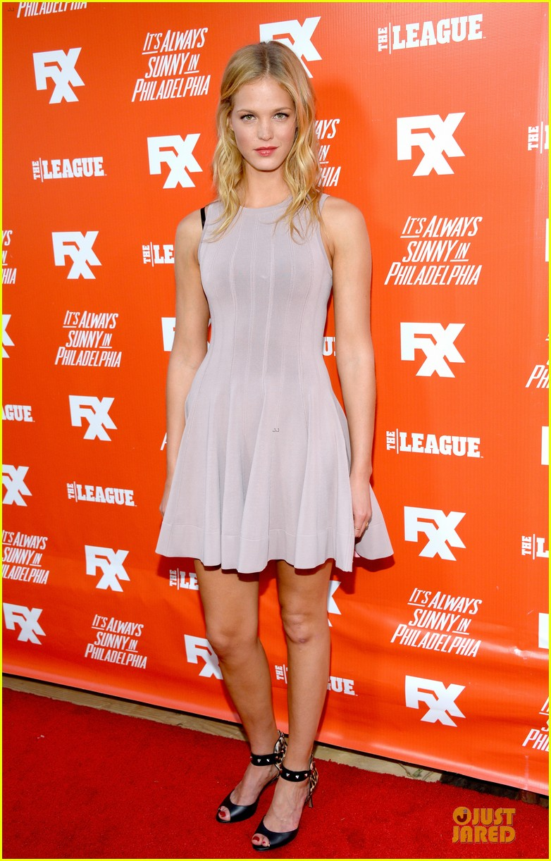 erin heatherton the league season 5 hollywood premiere 172943265