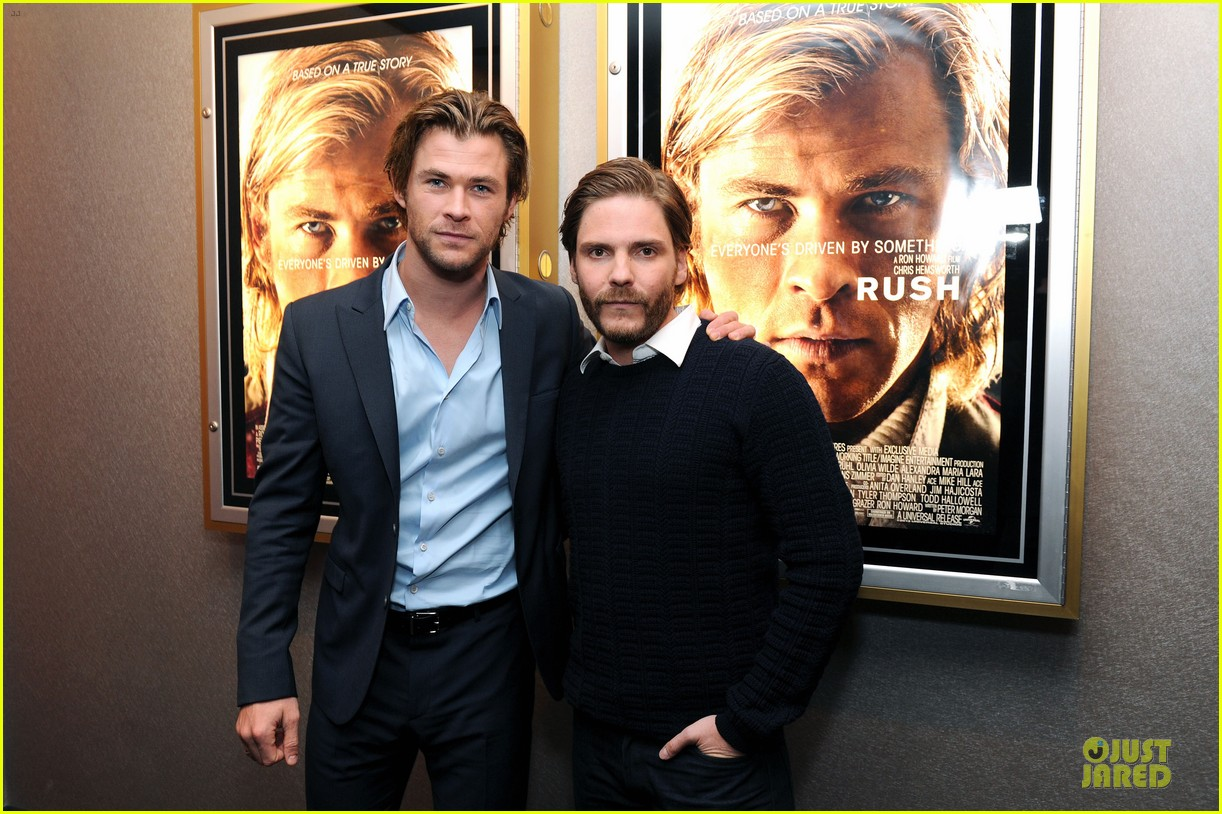 chris hemsworth daniel bruhl rush nyc screening 01